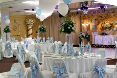 Baby Showers / Baptisms | Princess Ballrooms